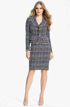 Decoding work wear codes: how to dress business casual Business Outfits, Business Attire, Office Fashion, Work Fashion, Suit Fashion, Fashion Outfits, Womens Fashion, Nordstrom Jackets, Look Formal