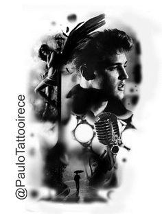 Artista gráfico : Paulo Duarte  Disponível para ser tatuada interessados chamar no ibox  Studio Tattoo and Soul agendamentos e orçamentos pelo WhatsApp(74) 999573677 Faça uma visita Ao estúdio localizado na Rua São Jorge n32 próximo à praça do cacheiro . Artista: Paulo Tattoo Irecê Rua : são Jorge nº32 Bairro: São José Cidade: Irecê bahia Instagram https://www.instagram.com/pauloduartetattoo/
