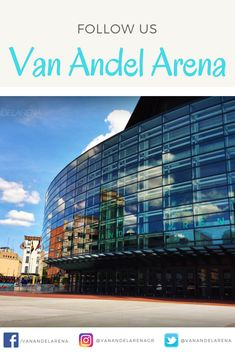 Van andel arena Seating Chart