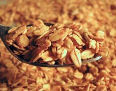 Easy Healthy Homemade Granola Recipe