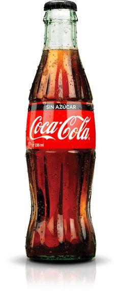 Coca Cola sin azúcar 235ml