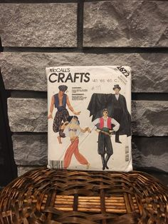 This item is unavailable Mccalls Patterns, Vintage Sewing Patterns, Halloween Costumes You Can Make, Harem Girl, Count Dracula, Costume Patterns, Trending Outfits, Medium, Unique Jewelry