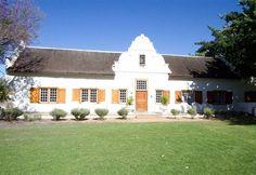 Montpellier De Tulbagh House Facades, Facade House, Montpellier, Cape Dutch, Garden Walls, Holiday Destinations, Cape Town, South Africa, Mystic
