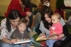 Leyendo juntos
