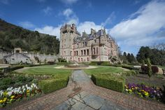 Belfast Castle, Northern Ireland by Chris Kench on 500px