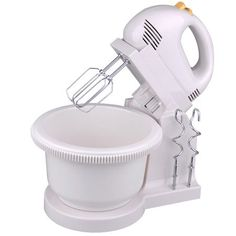 5 Speed Power Hand Stand Mixer Bowl Egg Beater Dough High Electric Kitchen for sale online Types Of Mixtures, Digital Pressure Cooker, Commercial Electric, Best Blenders, Security Equipment, Egg Beaters, Hand Mixer, Food Processor Recipes, Like4like