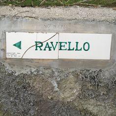 Legit Ravello sign. Amalfi Coast Wedding, 100 Layer Cake, Signs, Shop Signs, Sign, Dishes