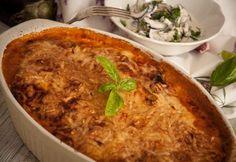 Hungarian Cuisine, Hungarian Recipes, Hungarian Food, Paleo Recipes, Baking Recipes, Paleo Food, Healthy Food, Lasagna, Macaroni And Cheese