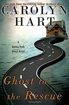 Ghost to the Rescue: A Bailey Ruth Ghost Novel by Carolyn Hart http://www.amazon.com/dp/0425276562/ref=cm_sw_r_pi_dp_DCdEwb0100GMD