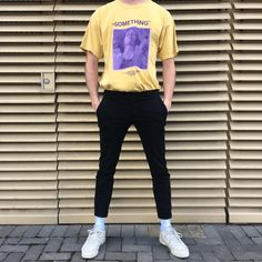 Mens Fashion For Sale Product Retro Outfits, Grunge Outfits, Trendy Outfits, Cool Outfits, Indie Fashion, Streetwear Fashion, Korean Fashion, Men's Fashion, Fashion Guide