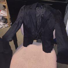 Blazer Black blazer from h&m never been worn H&M Jackets & Coats Blazers