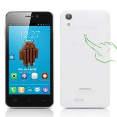 Wholesale Doogee DG800 Valencia Phone - Android 4.4 Phone From China