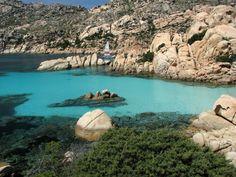Cala Coticcio... I tropici sono in Sardegna!