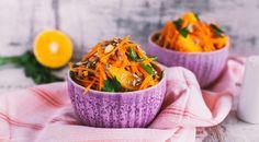 Салат из апельсинов и морковиЕще раз про любовь