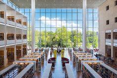 Malmö City Library, Sweden