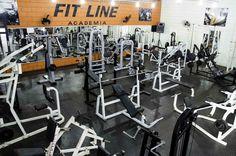 Sala de musculação !