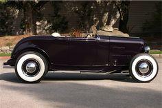 Joe Nitti's Deuce Roadster