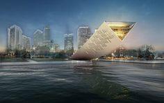 Perspektivenwechsel: Miami Lift von Studio Dror