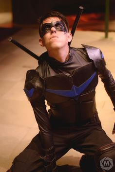 Nightwing Cosplay #Nightwing Costumes