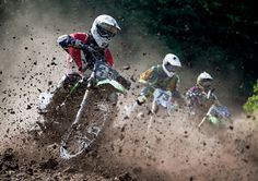 motorcross racing, how we met! I was so cold and you wanted to warm me up!