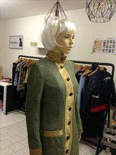 Kabát Martinez