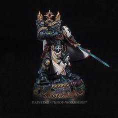Eternal Crusade, Dark Angels 40k, Deathwatch, Warhammer Models, Warhammer 40k Miniatures, Game Workshop, The Grim, Mini Paintings, Warhammer 40000