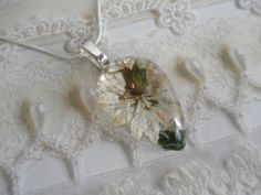 Winter White Love In The MistLush Green by giftforallseasons