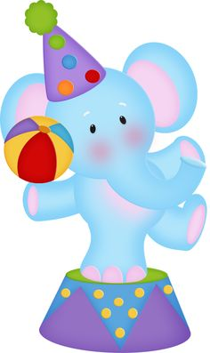 Circo - Ellie The Elephant.png - Minus
