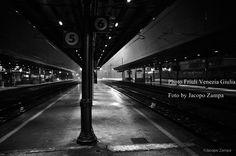 Stazione di Udine - by Jacopo Zampa | Friuli Venezia Giulia Photo Selection