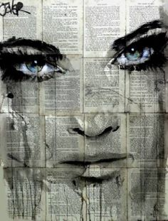 "Saatchi Art Artist Loui Jover; Drawing, ""avalon"" #art"