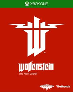 Wolfenstein The New Order, Xbox One, Bethesda Softworks, Cover Art, Box, Release: 20.05.2014
