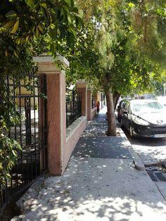 Sidewalk, Rhodes, Side Walkway, Walkway, Walkways, Pavement