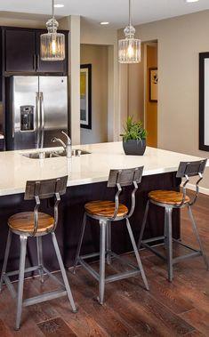Come Home To Gourmet Kitchen Design... #kitchendesign