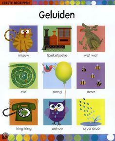 Geluiden, zelf een verhaal vertellen adhv geluiden Wolf, Becoming A Teacher, Potpourri, Drama, Letters, Teaching, Education, School, Carnival