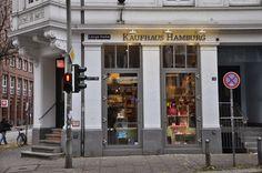 Fräulein Anker: Lange Reihe: Kaufhaus Hamburg