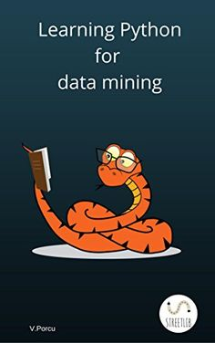 Learning Python for data mining Pdf Download