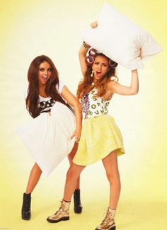 Jesy and Jade :)