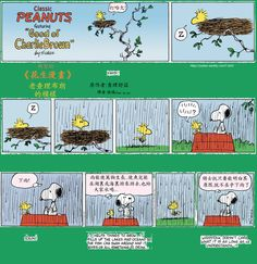 Good Ol, Woodstock, Charlie Brown, Peanuts Comics