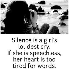 66 Best The Power Of Silence Images Quotes Psychology Quotes