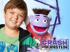 Crash and Bernstein~ My kids are hooked on this show