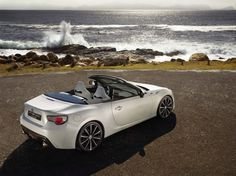 The Toyota FT-86 Open Concept Is Here To Scare The Mazda Miata