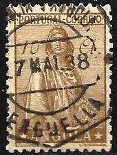 Angola Scott# 261 Used