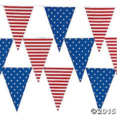 bulk 4th of july decorations