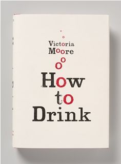 """How to Drink"" book cover by Here Design"