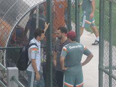 A caminho do futebol chinês, Wagner não vai ao treino e indica saída do Flu #globoesporte