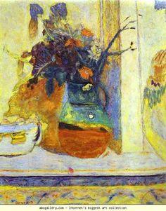 Pierre Bonnard. Pitcher. Olga's Gallery.