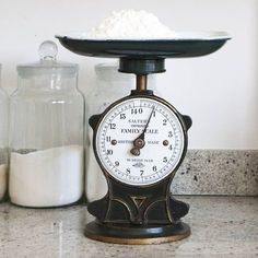 Improve your gluten-free baking with these Tips for Baking by Weight