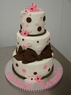 S baby shower cake designer sweets красивые торты и Fancy Cakes, Cute Cakes, Beautiful Cakes, Amazing Cakes, Fondant Cakes, Cupcake Cakes, Unique Baby Shower Cakes, Elegant Cake Design, Girl Cakes