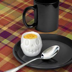 4 Pièces De Coquetier En Plastique Plastic Egg Set Blanc Cuisinier Aide