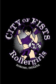 Kokomo City of Fists Rollergirls